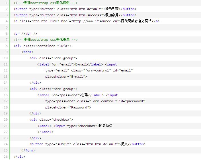 bootstrap 中文 版